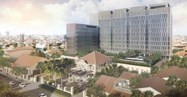 Hyatt Regency Phnom Penh