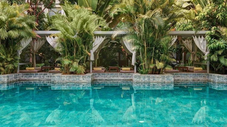 Luxury Boutique Hotel Phnom Penh