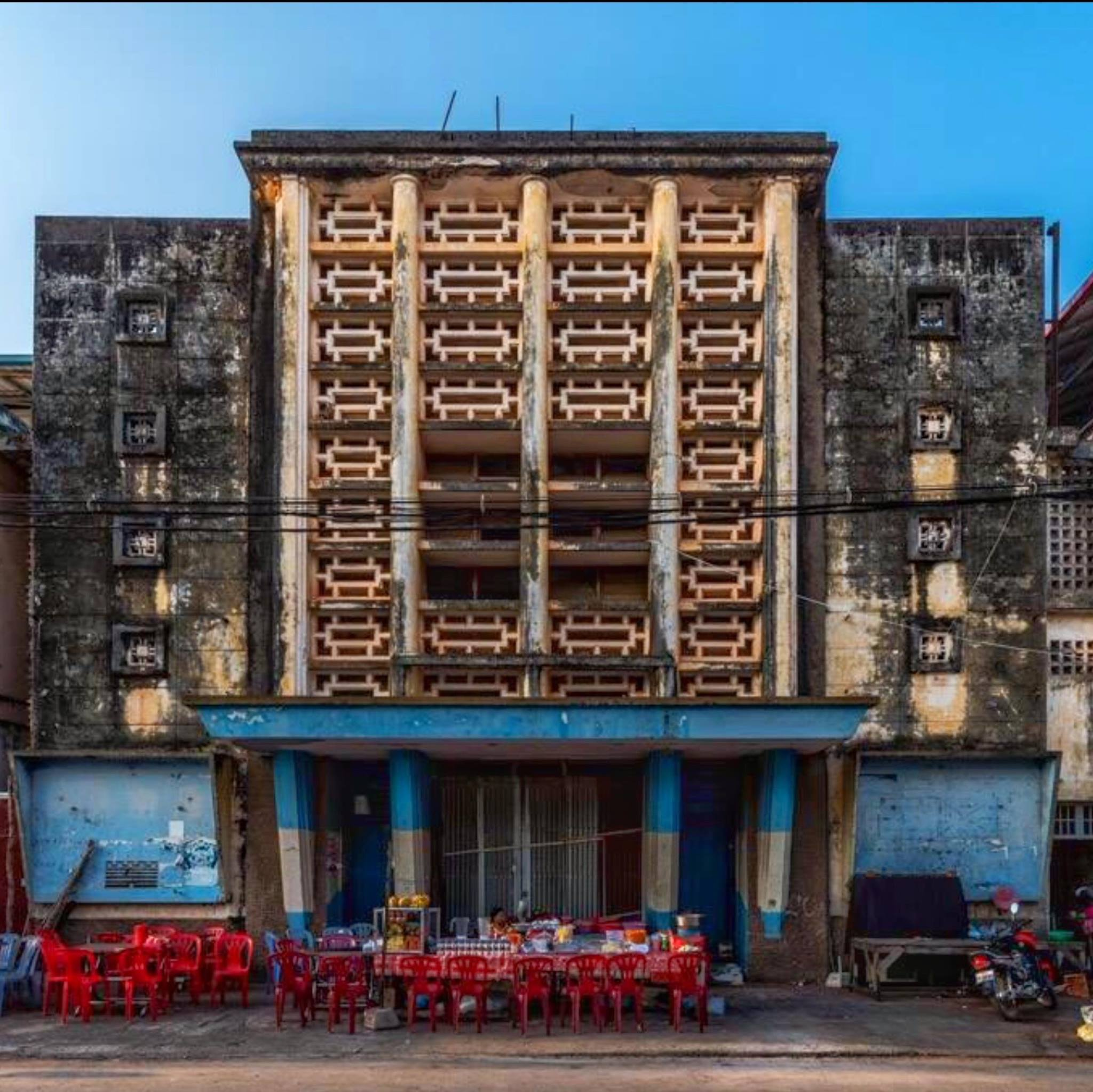 Hotel Old Cinema Kampot