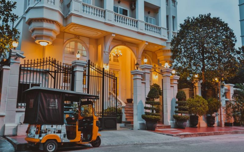Luxury Hotel Phnom Penh Palace Gate