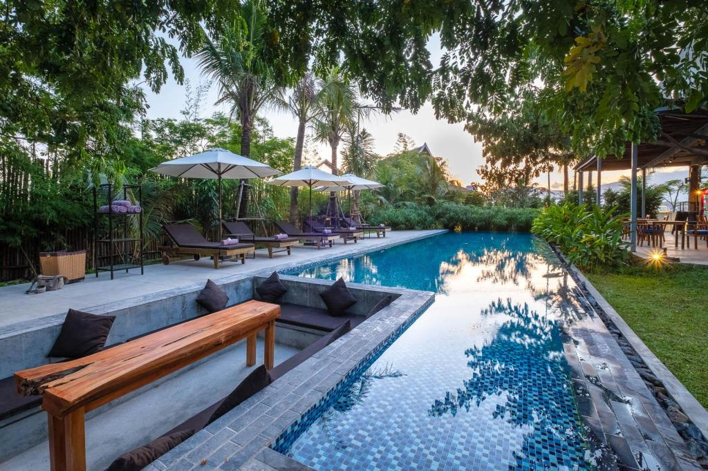 Pippali Hotel in Kampot, Cambodia