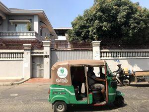 Grab TukTuk photo: PhnomPenh.com