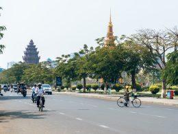Phnom Penh via Unsplash user PjGo
