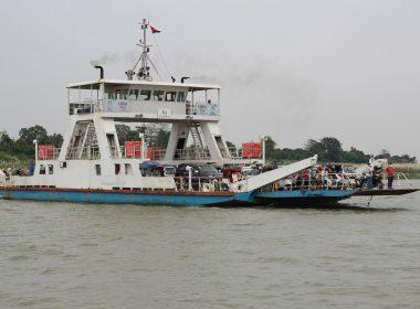 Ferry Phnom Penh Mekong