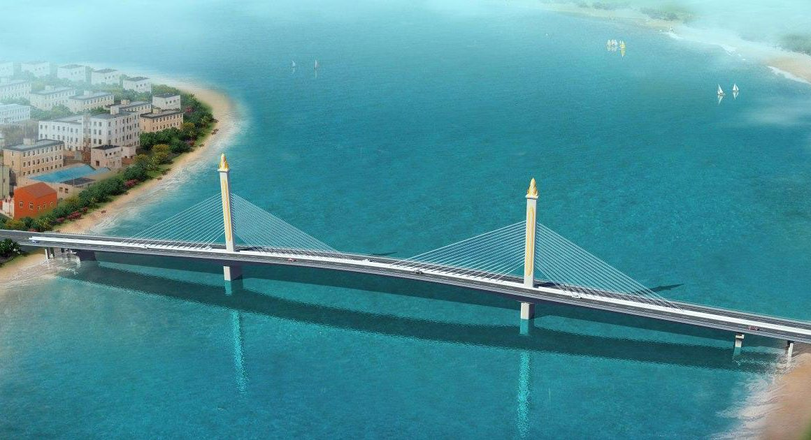 Koh Norea bridge
